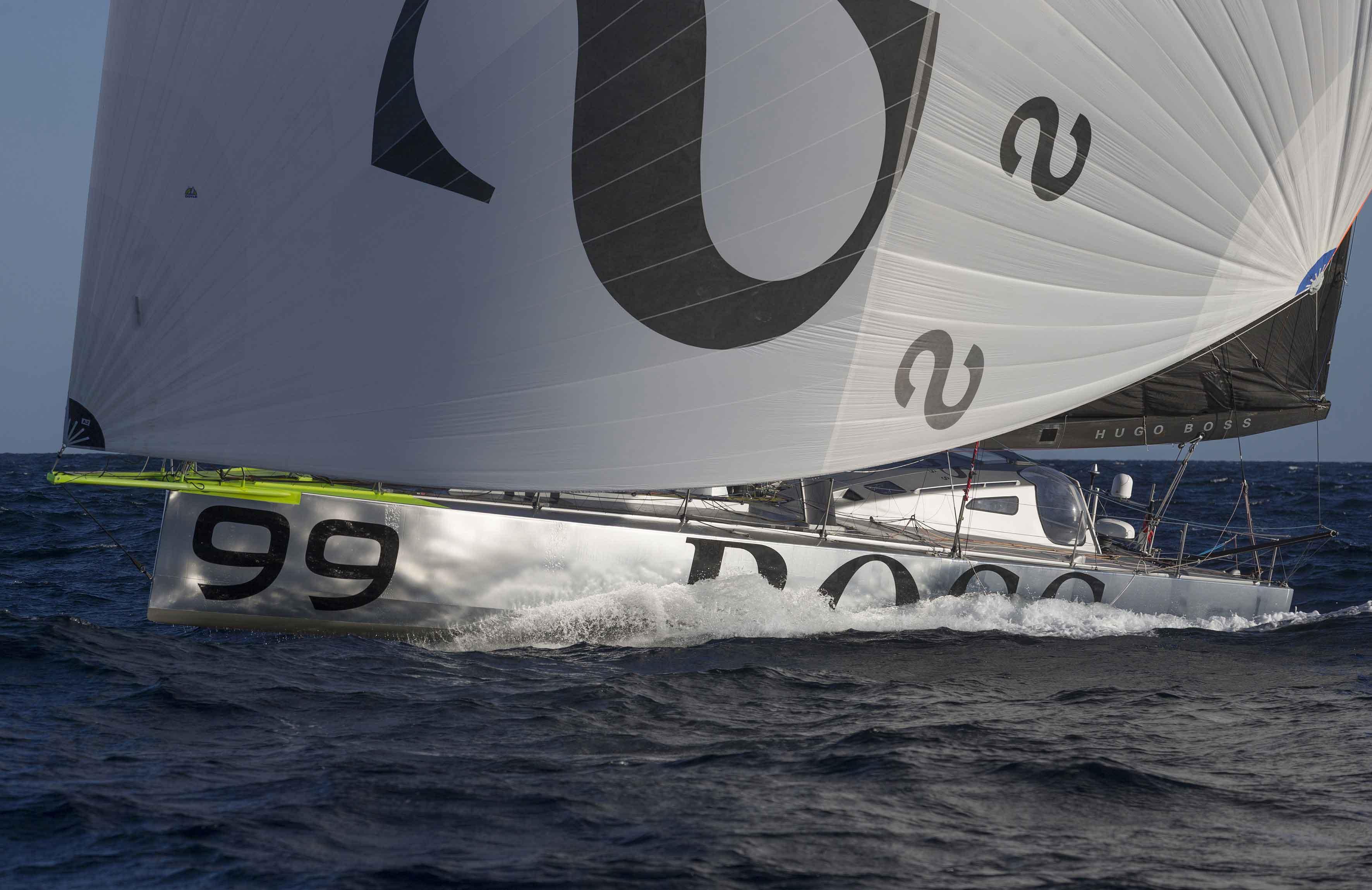 Doyle Sails Hugo Boss
