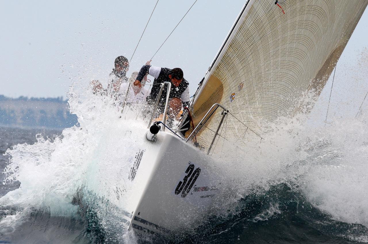 Fiberlay XP doyle Sails Italia