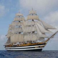 amerigo vespucci classic sails