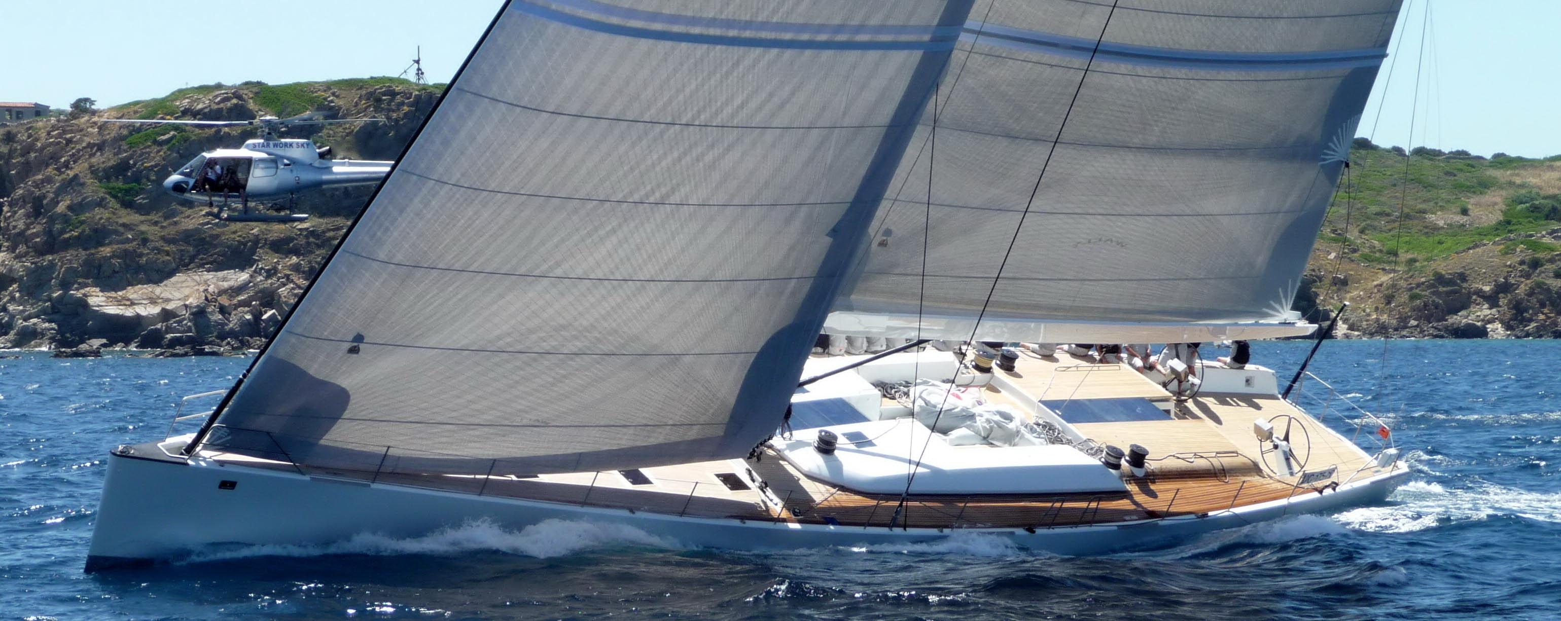 about us doyle sails italia